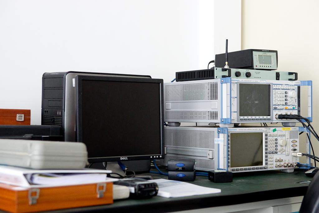 通信产品实验室
