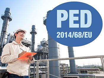 欧洲压力容器CE认证(PED指令)